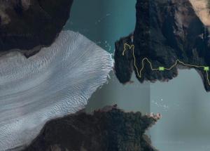 Pronostican nueva ruptura en Glaciar Perito Moreno