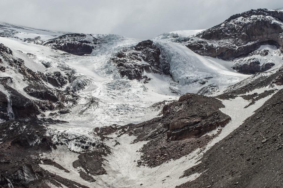 Glaciares del Volcán San José