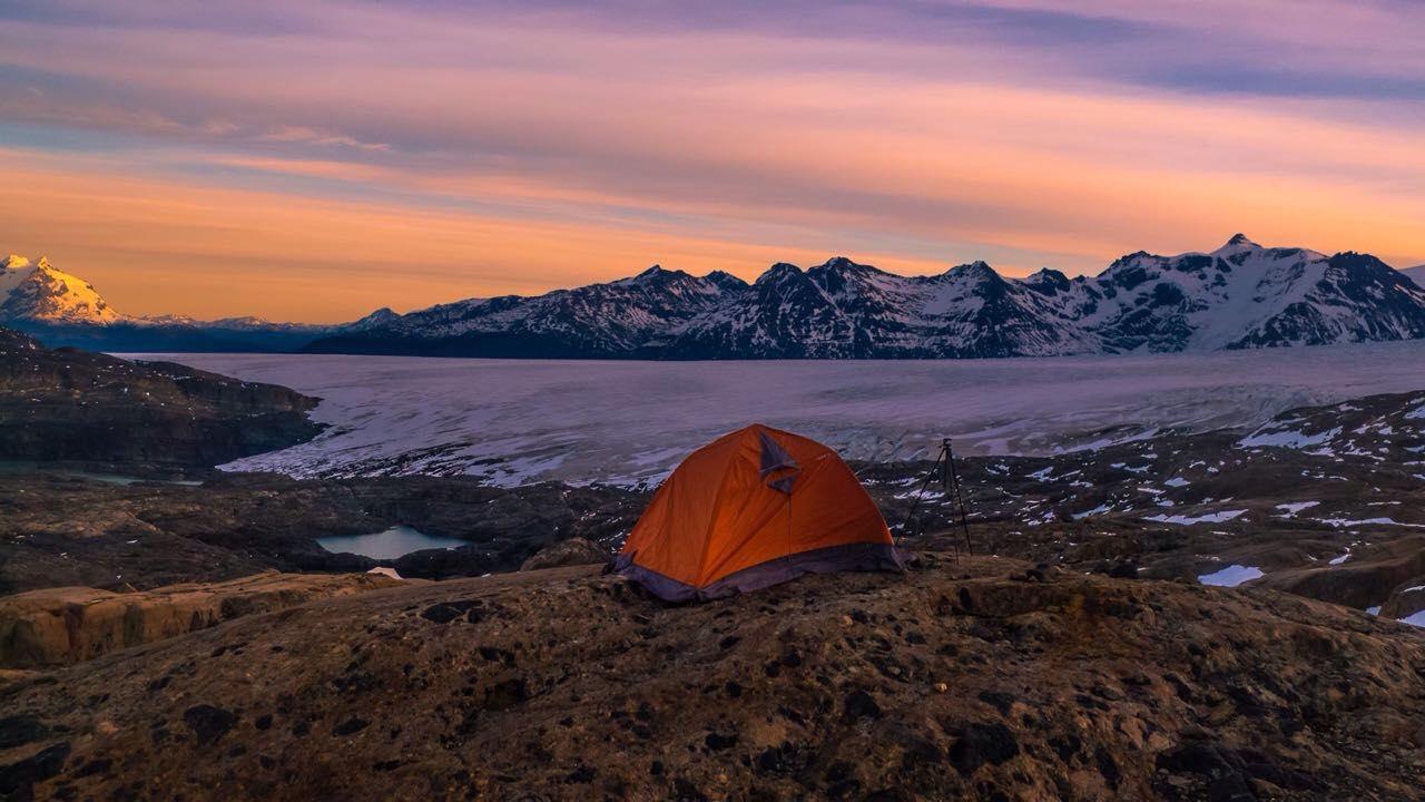 Glaciares del Parque Nacional Torres del Paine: Tyndall