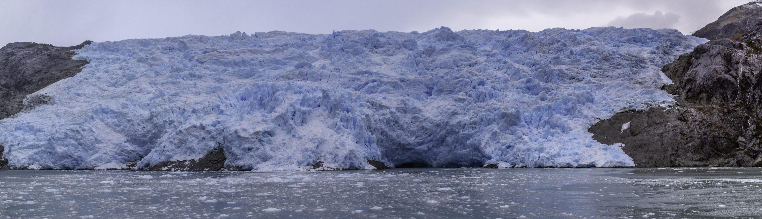 Glaciar Sarmiento de Gamboa