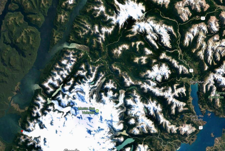 Cómo visitar: Glaciar San Rafael