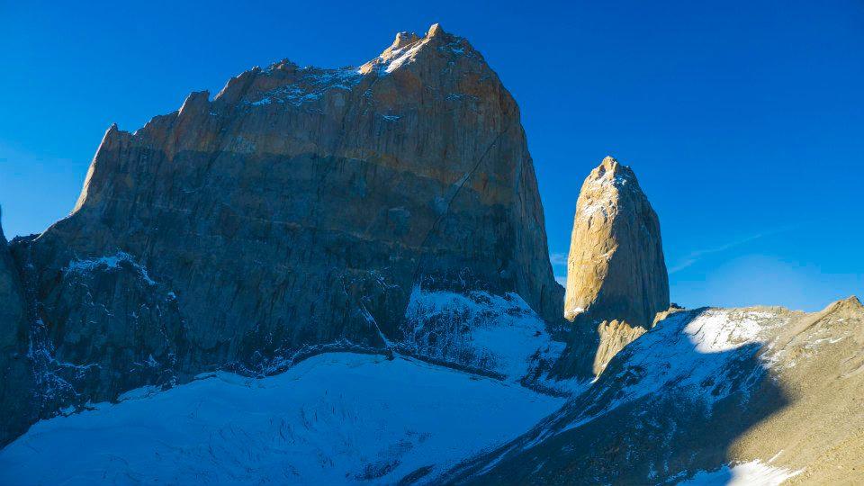 Paisajes esculpidos por glaciares: Valle Bader