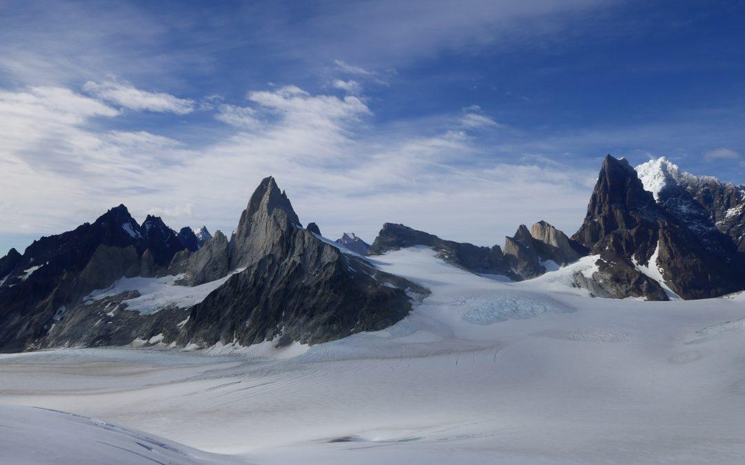 Glaciares del PN Torres del Paine: Olguín