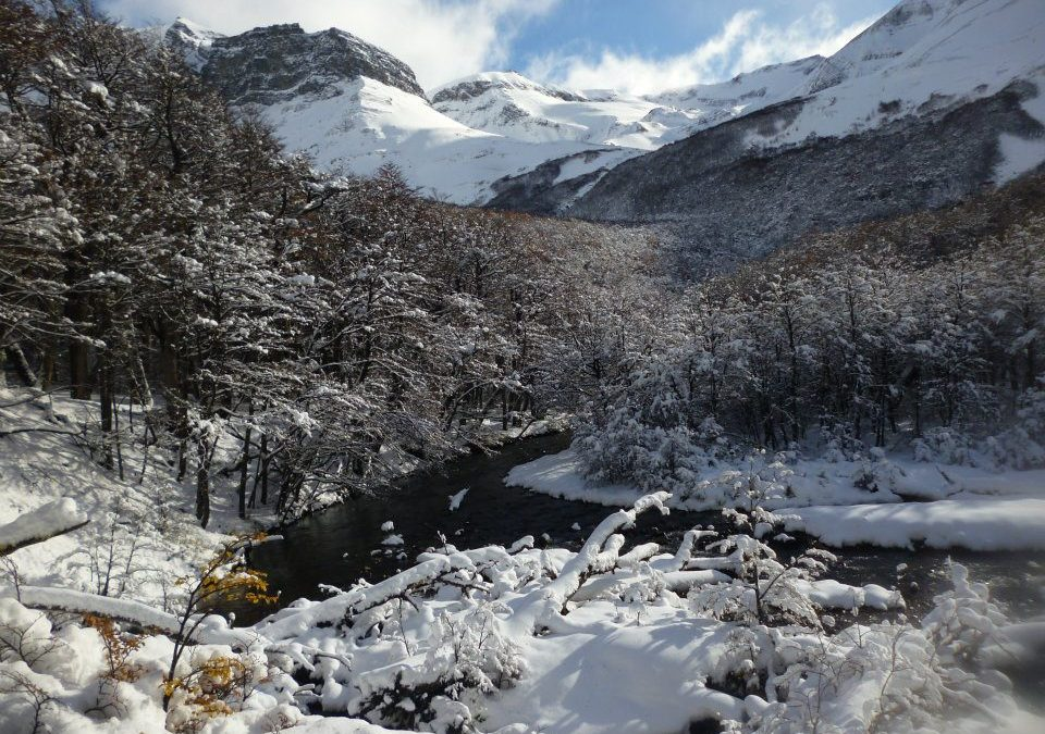 Paisajes esculpidos por glaciares: Valle del Silencio