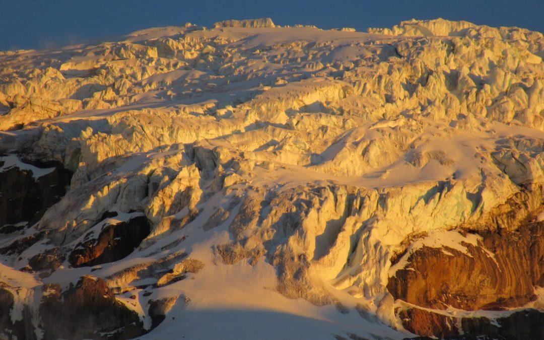 Glaciar Abanico
