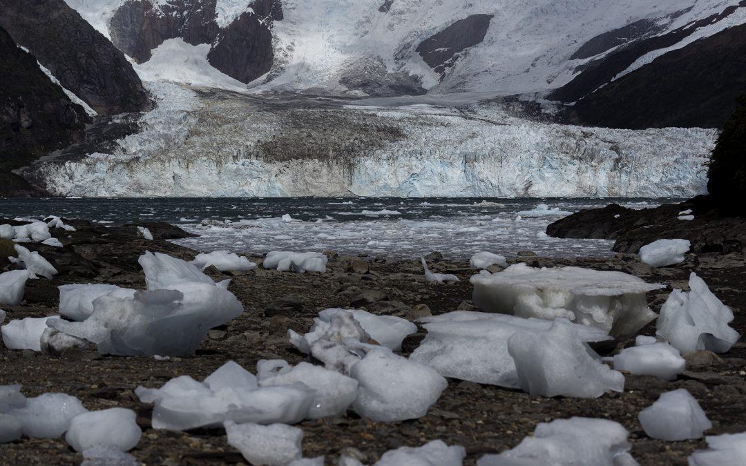 Glaciar Finlandia Oeste