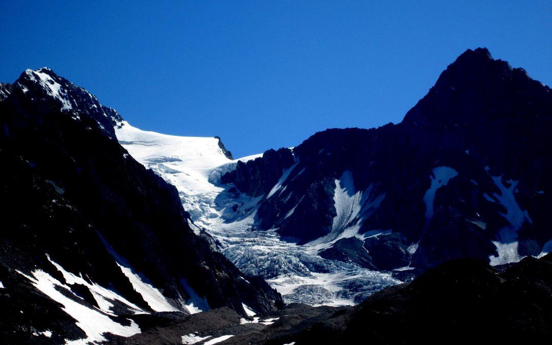 Glaciar Cortaderas