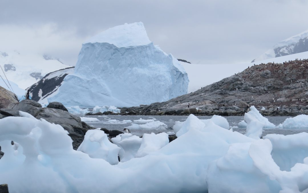 The accelerating melting of West Antarctica