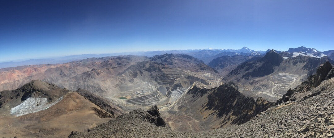 Major error by the Anglo American Mine reveals how Santiago's glaciers would be affected