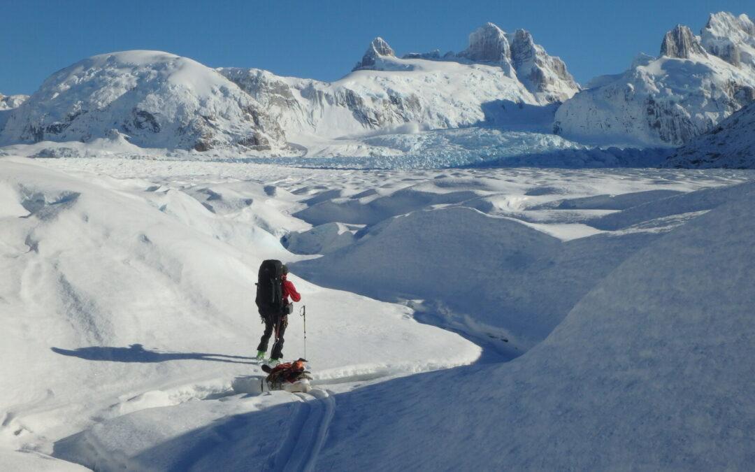 Camilo Rada: «La glaciología desde el punto de vista social es clave»