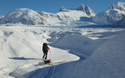 "Camilo Rada: ""Glaciology from the social point of view is the key"""