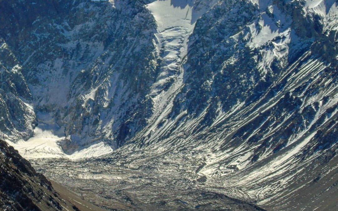 Hasta en un 75% podría disminuir el aporte de caudales glaciares al río Maipo