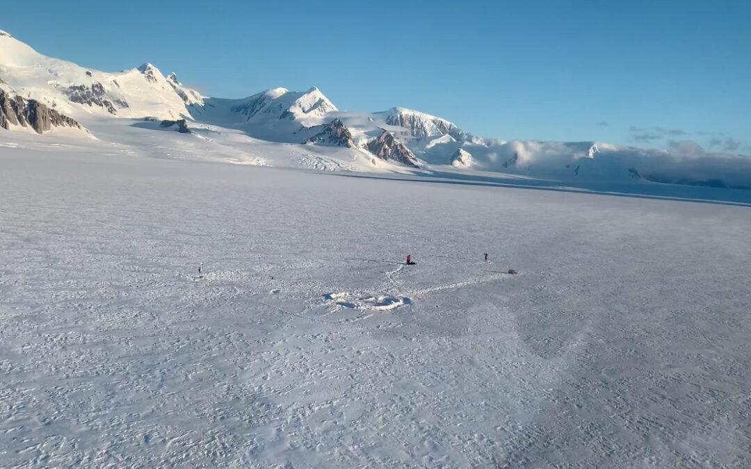 Semana Polar: Expedición Antártica a la plataforma de hielo Müller