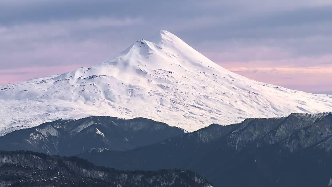 Glaciares y volcanes, una relación de dependencia entre el hielo y el fuego