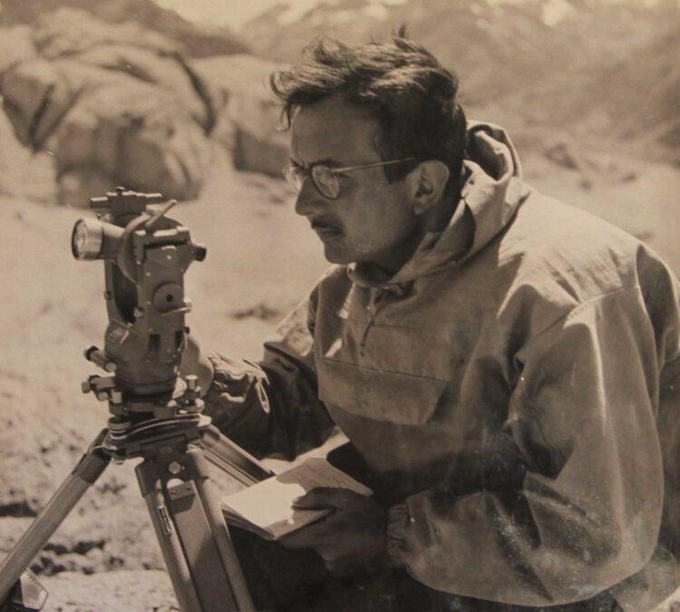 Louis Lliboutry: El precursor de la glaciología moderna en Chile